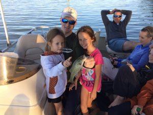 Enjoy a romantic or family cruise around Lake Georgetown